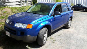 2005 Saturn VUE SUV, Base.