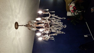 Chandelier in great condition needs a new home