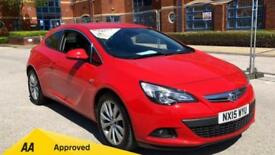 2015 Vauxhall Astra GTC 2.0 CDTi 16V SRi with Sight an Manual Diesel Coupe