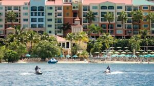 Five Star - Two bedroom timeshare - Marriott Frenchman's Cove Co