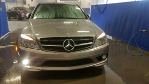2009 Mercedes-Benz C350 4MATIC *w/PTWarranty* w/S&WRim+Tires