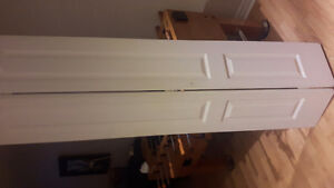 4 closet doors white.