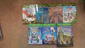 $20 obo - 7 Magic Tree House Books Cambridge Kitchener Area image 1