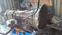 2003 Jeep liberty automatic transmission and transfer case