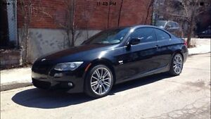 2011 BMW 335i xDrive M package coupe