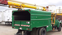 97 Ford F800 Forestry Bucket Truck