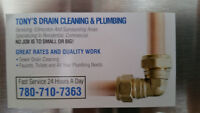 Tony's Plumbing & Drain Cleaning Services
