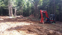 Lot Clearing, Demolition & Foundation Waterproofing