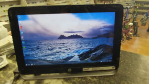 HP Pavilion 23 All-in-one touchscreen desktop PC
