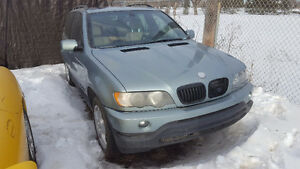 2003 BMW X5 - 4.4i Sport. Parting out, All Parts Available!!!