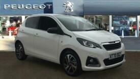 image for 2021 Peugeot 108 1.0 72 Allure 5dr Petrol Hatchback Hatchback Petrol Manual