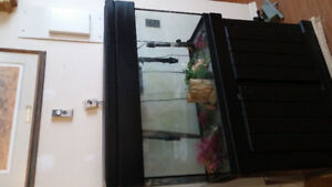 40 GL Fish tank and accessories