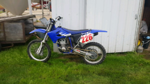YZ450F FRESH REBUILD WITH ZERO HOURS $3000obo