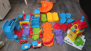 Ensemble vtech petit train