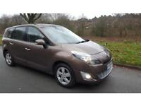 Renault Grand Scenic 1.5dCi ( 106bhp ) Dynamique,FULL SERVICE HISTORY,PAN ROOF