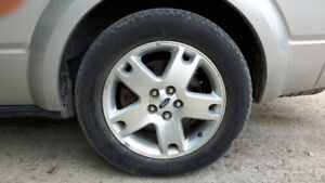 Wanted : I am looking for 1 winter tire  size 225/60R18.