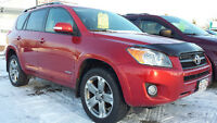 2010 TOYOTA RAV4 SPORT ((REDUCED WAS $12995 NOW $10,980))CALL 46 Fredericton New Brunswick Preview