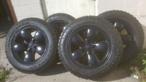 1999-2018 Rims and tires for Dodge Ram