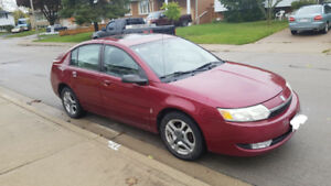 2004 Saturn Ion - Great Condition - selling as is