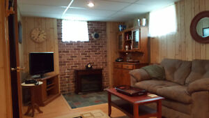 Furnished apartment for student