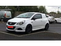 2014 corsa vxr clubsport conversion 1.25 cdi on logbook ;)
