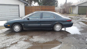 1999 Mercury Sable LS Sedan