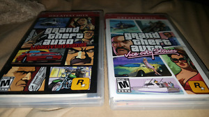 Grand theft auto liberty city stories + vice city stories