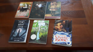 Assorted children's novels. Great stories for young readers!