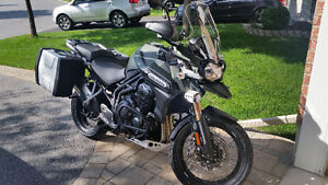 2015 Triumph Tiger Explorer XC 1200 for Sale