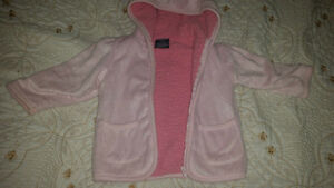 Selling jacket for baby girls - 12m+