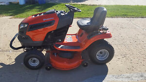 Moving Sale - Everything Must Go - Riding Husqvarna Lawn Mower