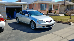2004 acura rsx 5 speed manual