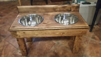 Raised Dog Dishes