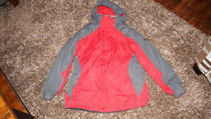 Womans 3 in 1 Columbia Winter/spring/summer coat London Ontario image 1