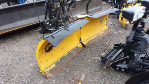2007  FISHER 8.5 V PLOW