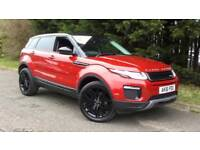 2016 Land Rover Range Rover Evoque 2.0 eD4 SE Tech 5dr 2WD with E Manual Diesel
