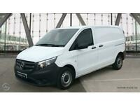 2020 Mercedes-Benz Vito 110 Panel Van Diesel Manual