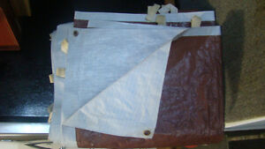 CAMPING WEATHER SHIELD TARP Campbell River Comox Valley Area image 3