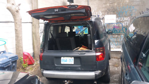 Honda Element for sale 2005 in running condition!