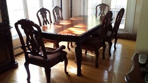 Dining Room Set & China Cabinet