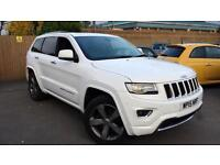2015 Jeep Grand Cherokee 3.0 CRD Overland 5dr Automatic Diesel Estate