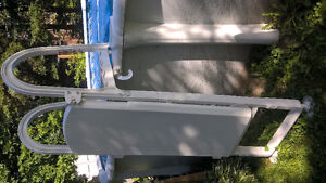 NEW POOL SAFETY LADDER