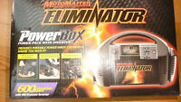 MOTOMASTER Eliminator 600A/400W Power Box WITH INVERTER