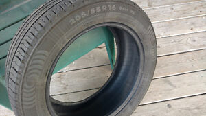 """16"""" Almost New Summer Tires"""