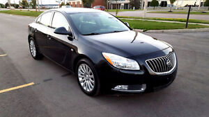 2011 Buick Regal CXL 4 Cylinder! Leather! Sedan Certified