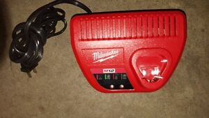 Milwaukee M12 Battery Charger Never Used Windsor Region Ontario image 1