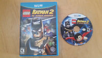 Lego Batman 2 Wii U game