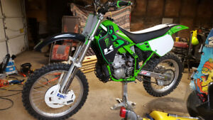 CASH/TRADE for MINT KX 250!!!