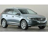 2016 Volvo XC60 D4 [190] SE Lux Nav 5dr AWD Geartronic Auto SUV diesel Automatic