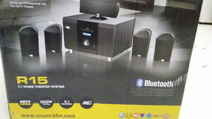 New Blue Tooth Home Theater
